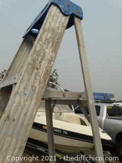 10' Aluminum Ladder