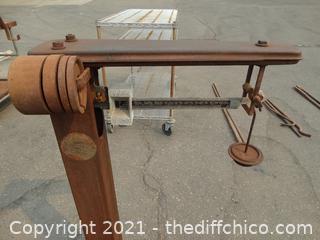 **** Vintage Antique FairBanks Mercantile  Scale *******