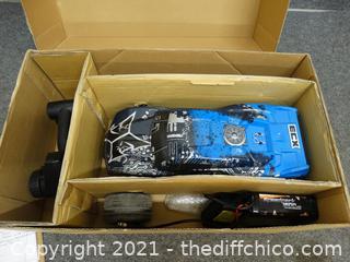 Circuit Remote Control Car