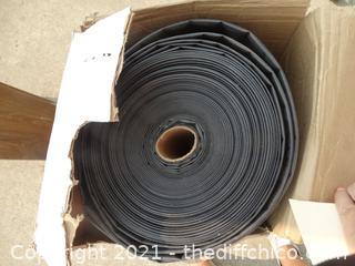 HDX Black Plastic