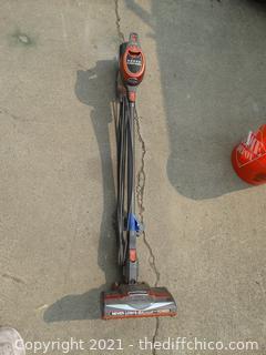 Shark Rocket Vacuum wks