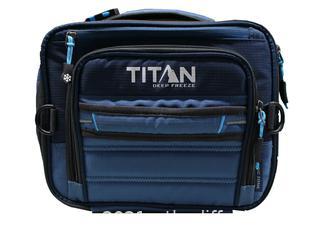 NWOT Arctic Zone Titan Deep Freeze Lunch Bag Blue