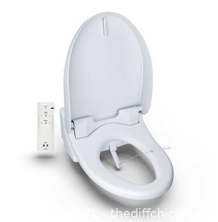 ($319.99) Toto Washlet Electronic Elongated Bidet Toilet Seat Heated w/Remote
