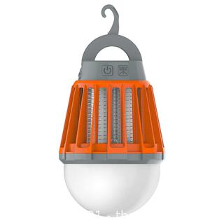 New LED Camping Lantern Rechargeable Bug Zapper Mosquito Waterproof