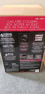 *NEW* Bond Co Outdoor Gas Fire Column $200