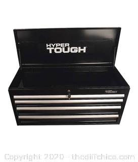 """($234) NEW 41"""" Wide 4 Drawer Tool Chest"""