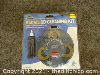 Radial Cd Cleaning Kit NIP