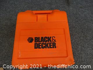 Black & Decker Drill Bits