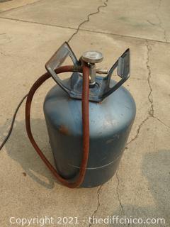 Metal Air Tank
