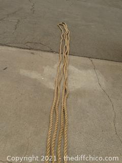 """1"""" 70ft Rope"""