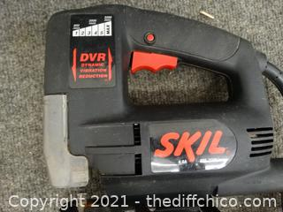 Working Double Insulted  Skil Saw