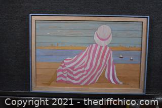 Framed Wood Puzzle