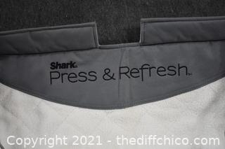 Working Shark Press and Refresh