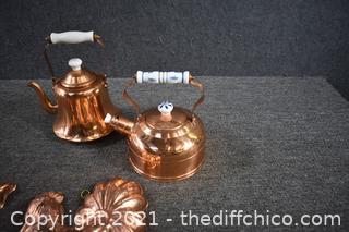 Copper Lot