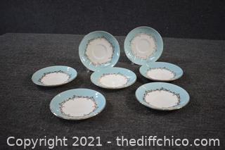 7 Pieces of Saucer Replacements