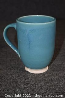 2 Hand Made Mugs