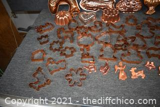 Copper Mods and Cookie Cutters