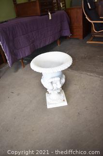 Casted Aluminum Pot
