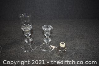 Pair of Candle Holder