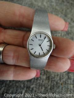 Seiko Quartz Watch # 832814 16 0079