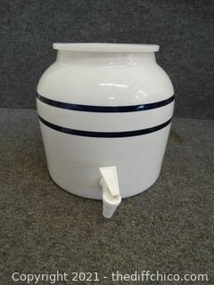 Water Jug With Spout