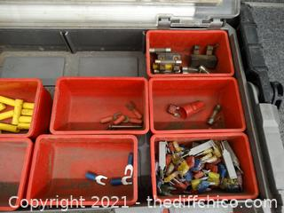 Pro Cantilever Organizer with contents