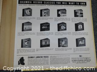 Rhapsody In Blue Records