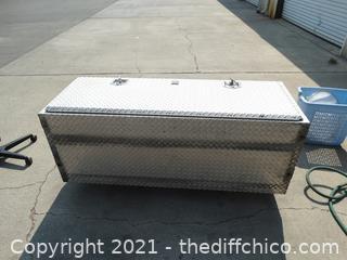 """Truck Job Box 5ft x 22"""" x22"""""""