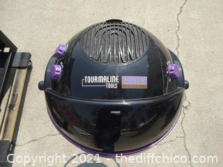Working Tourmaline Professional Hair Dryer