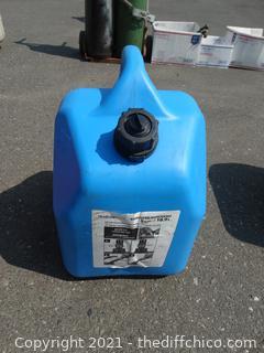 5 Gallon Kerosine  Can