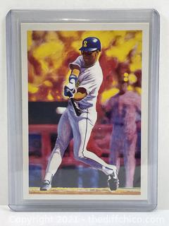 1989 SCOREMASTERS #30 KEN GRIFFEY JR. RC ROOKIE