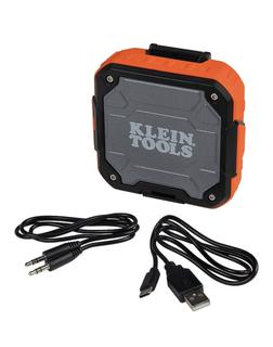 Klein Tools Wireless Jobsite Speaker with Magnetic Strap