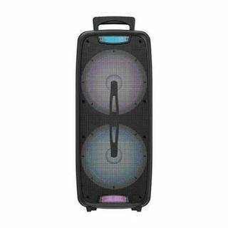 "Tzumi Sonic Bass 23"" Jobsite Speaker  w/Bluetooth Wireless & 8"" Subwoofer Handle"