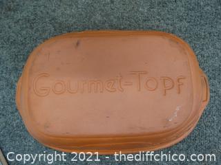 Gourmet Pan