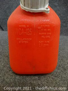 2 Gallon Gas Can