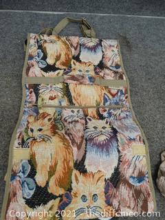Rolling / Foldable Cat Bag