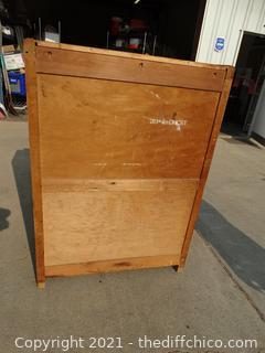 """Johns Tall Boy Dresser 5 Drawer  t-49""""  w 39""""  d 19"""""""