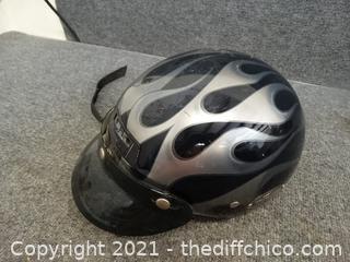 DJHD Made In Italy Helmet Med