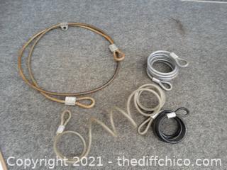 Cable Bike Locks