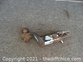 Tow Hitch w/ ball