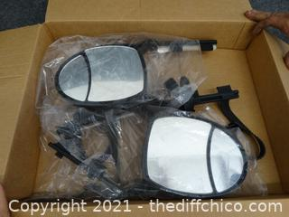 Ford Explorer Tow Mirrors