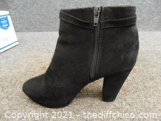 Black Lauren Conrad  Boots 7 med