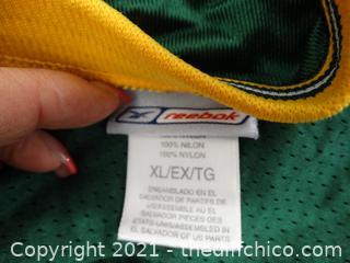 Brett Favre Jersey #4 XL