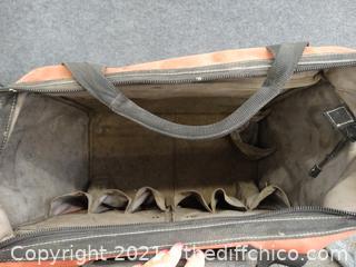 Rolling Husky Tool Bag