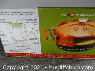 Pronto Pizzeria Stove Top Oven