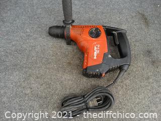 Hilti TE-7C  Works