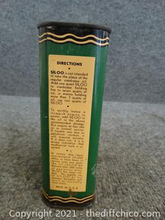 Vintage Sealed Siloo  For Internal Combustion Engines  Full