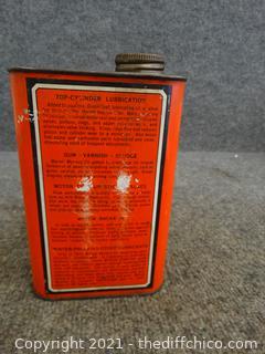 Vintage Sealed Marvel Mystery Oil Full
