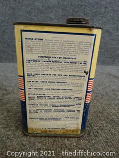 Vintage Sealed Motor Rythm Tune Up Formula