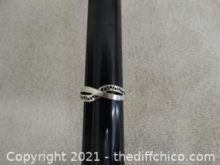3.27 grams Silver Ring